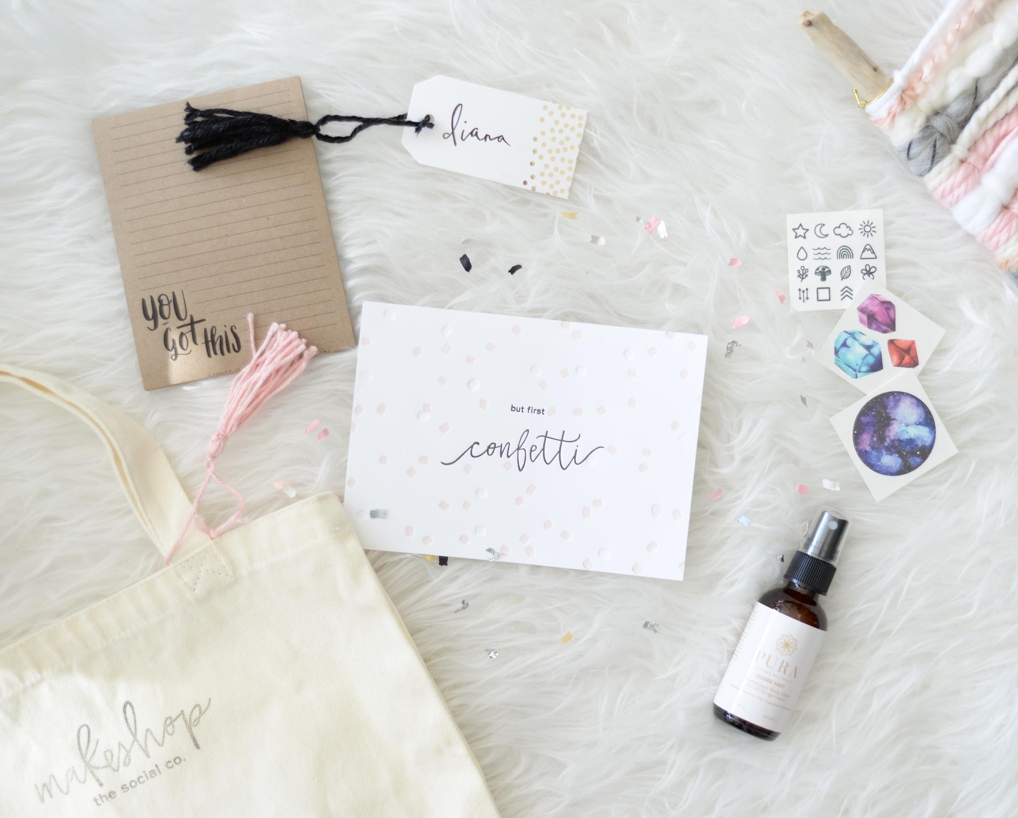 makeshop social gift bag.JPG