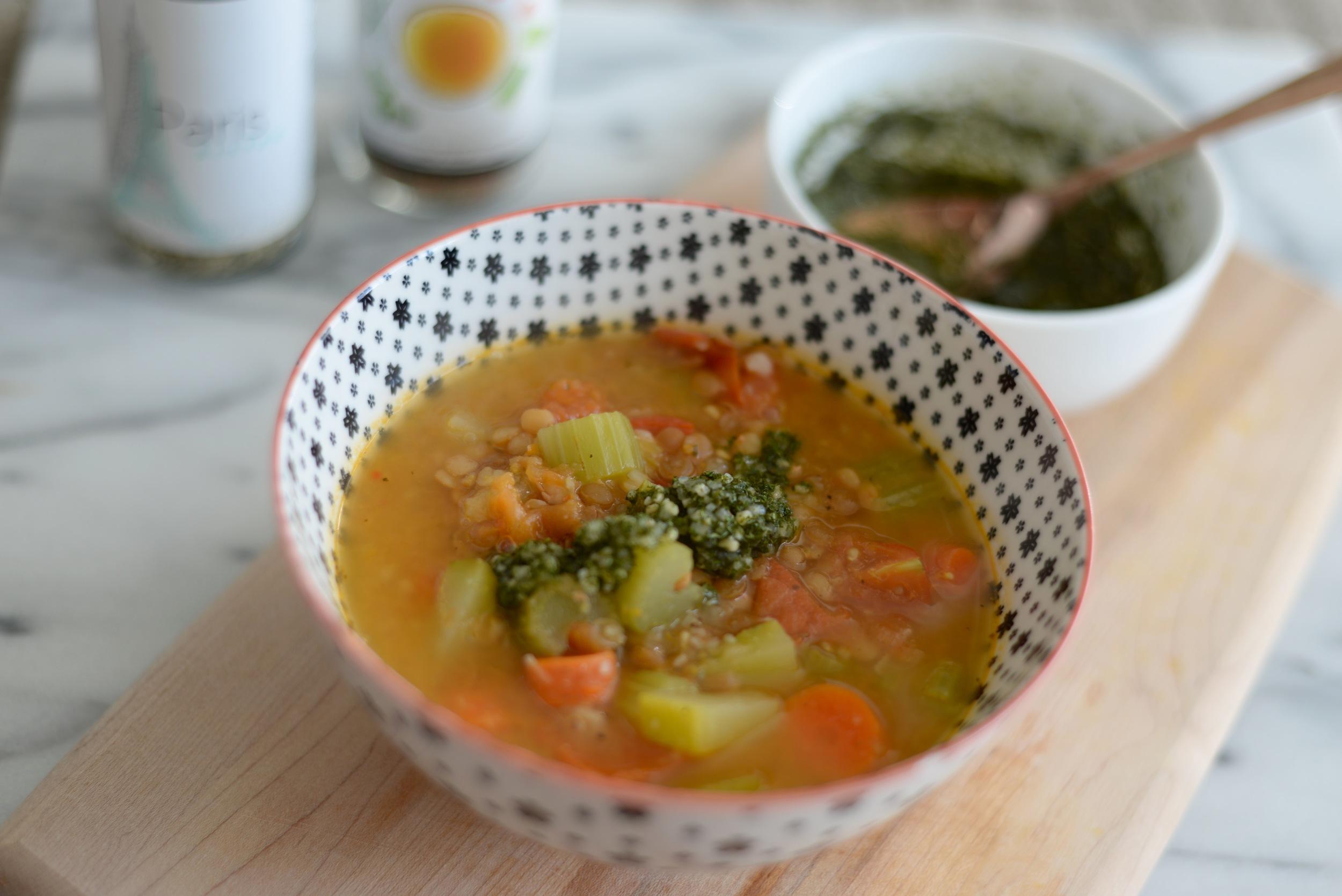 epicure soup