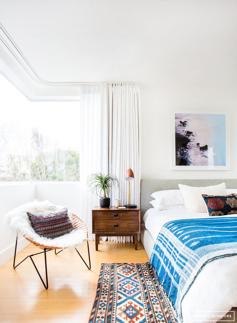 Amber interiors bedroom