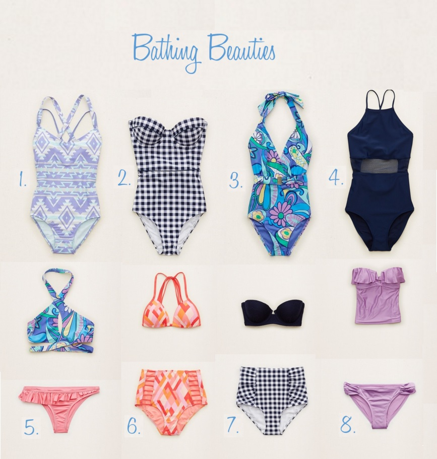 best bathing suits for summer