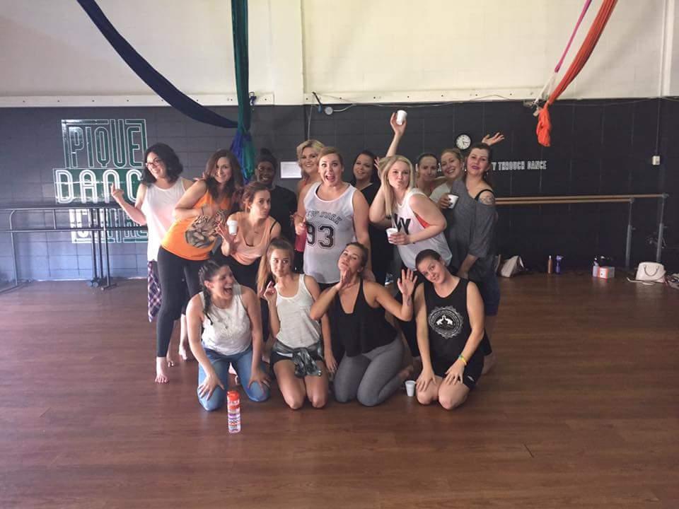 Pique Dance Centre Edmonton