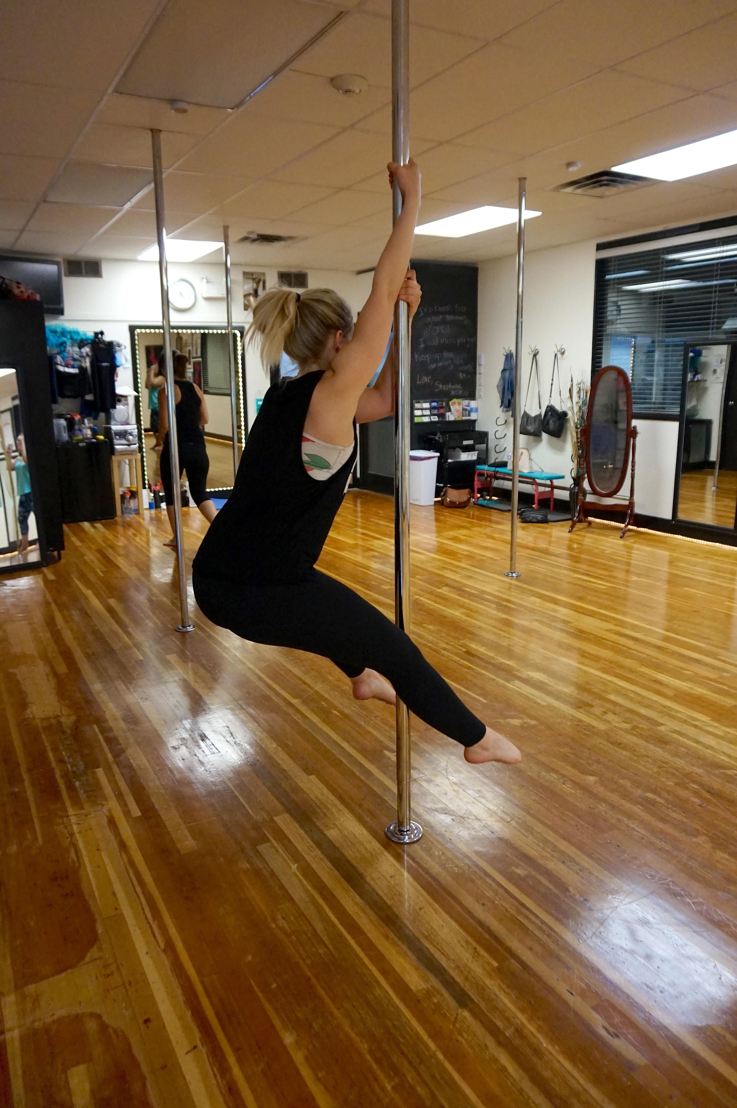 Okanagan Pole Dance