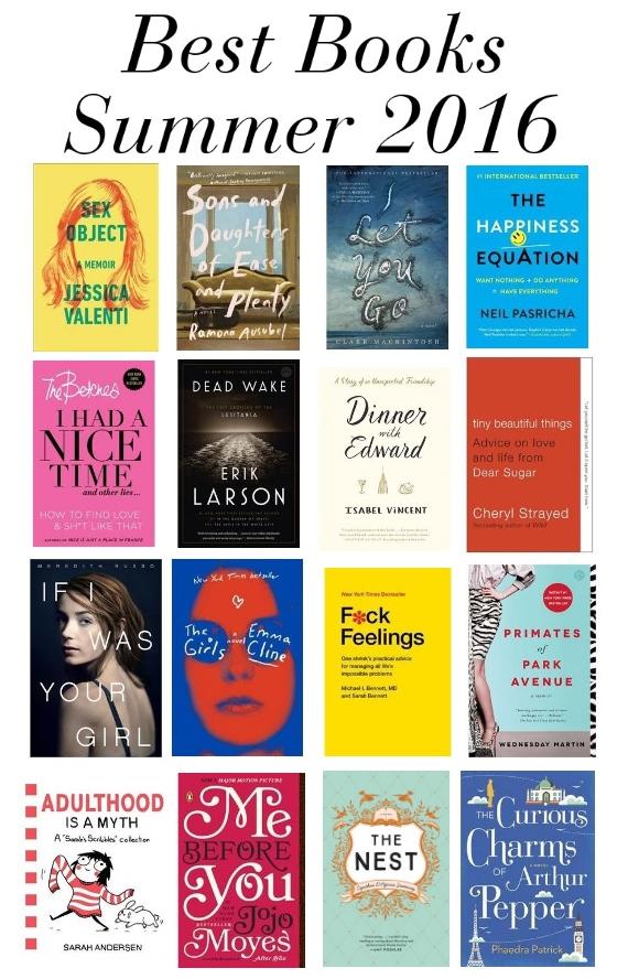 summer reads 2016