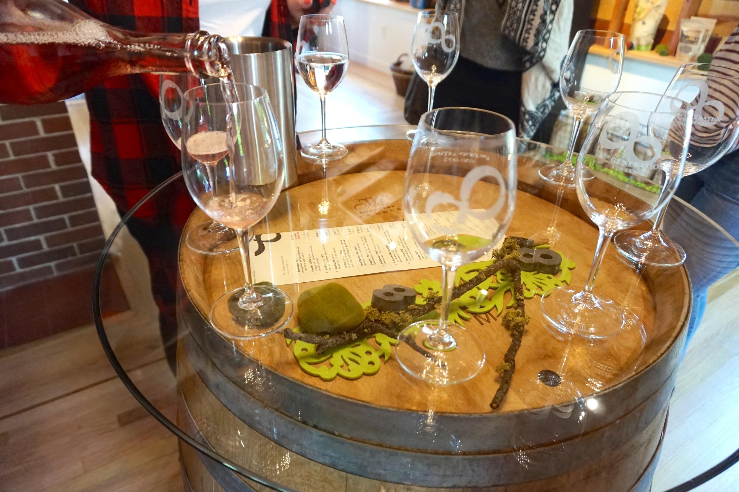 8th generation wine