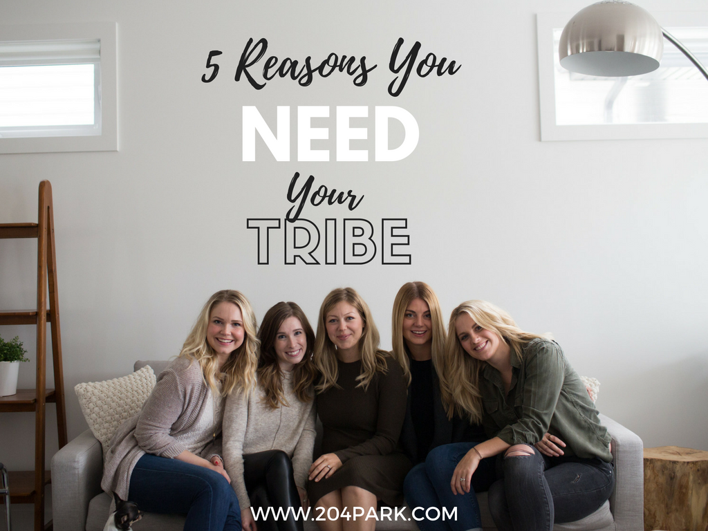 why you need a tribe