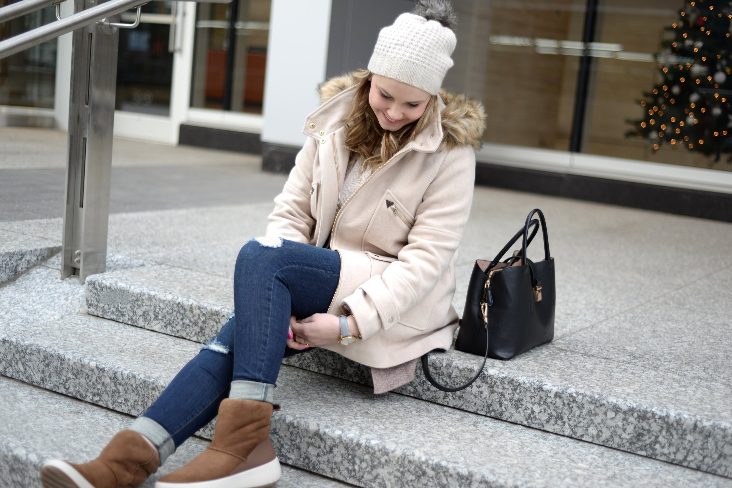 comfortable winter boots