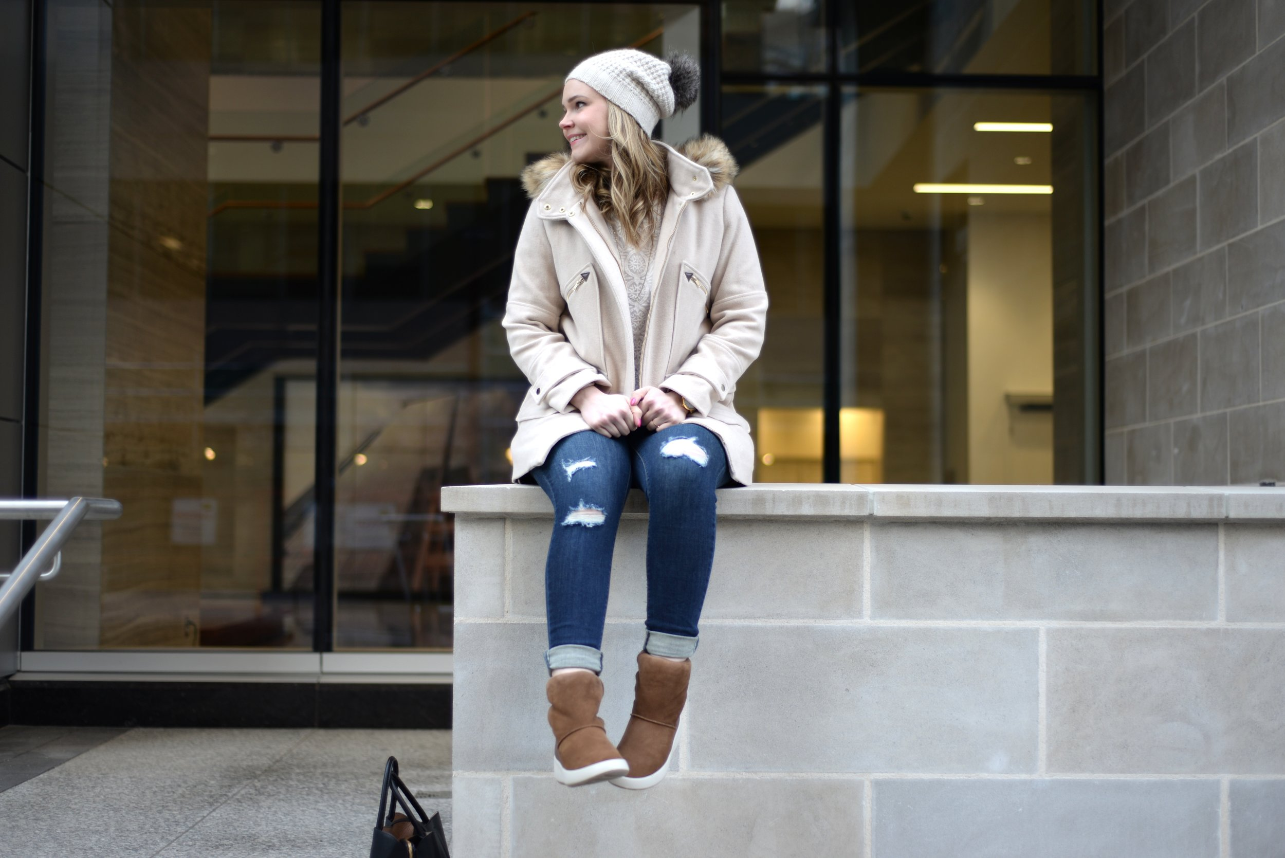 cozy winter fashion