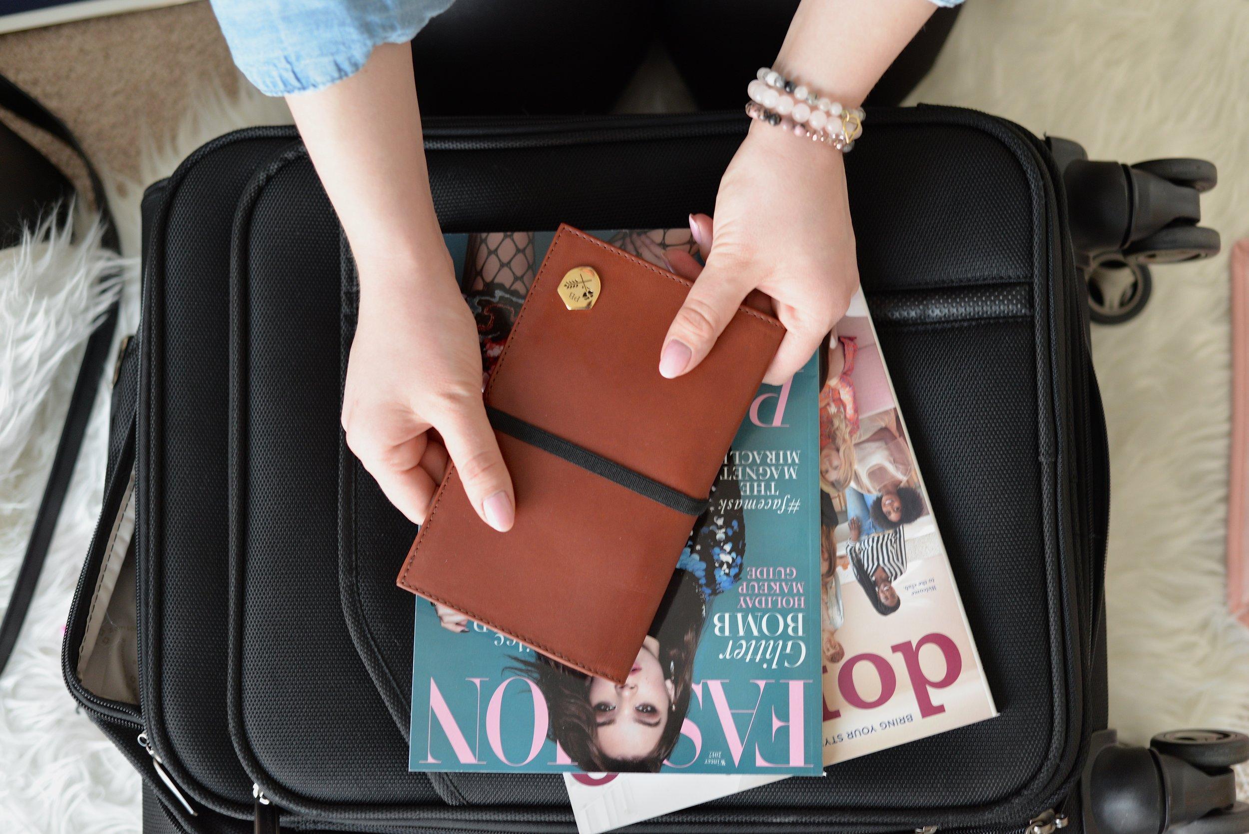 poppy barley passport cover