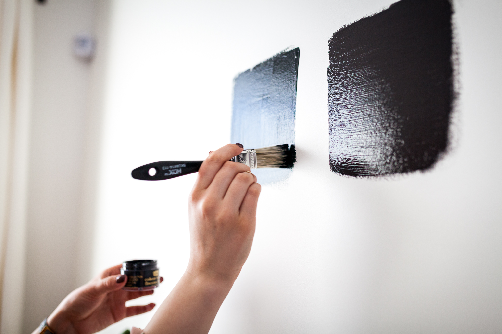 how to pick the best black paint