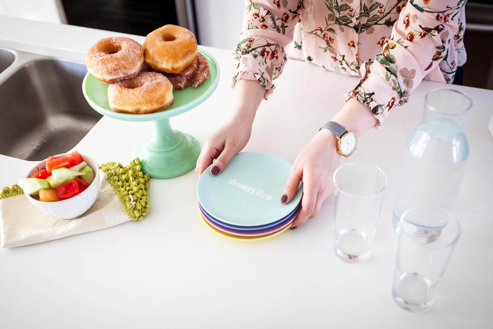 modern blogger kitchen