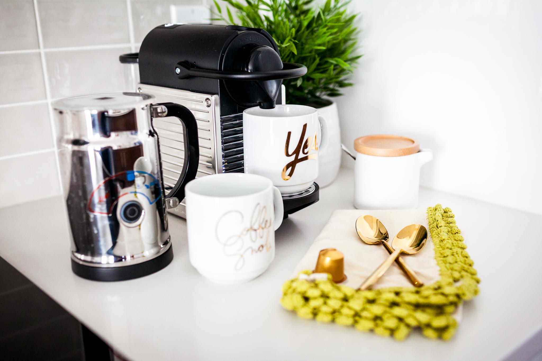 modern kitchen tour
