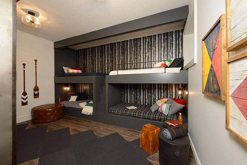modern kids bunk beds