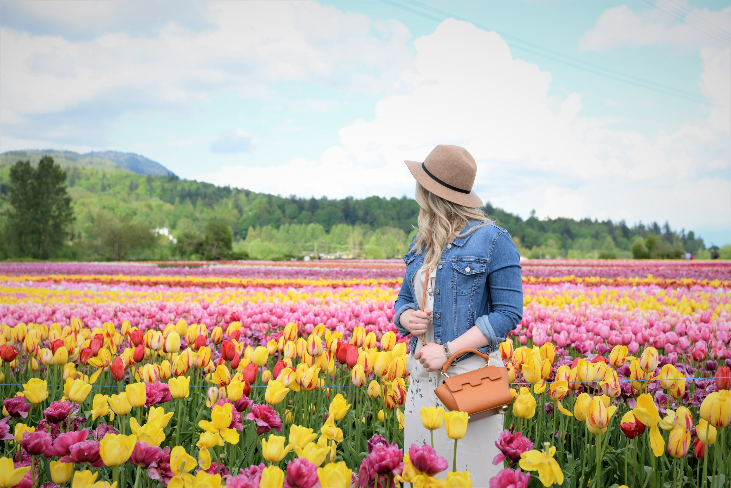 summer fashion tulip festival