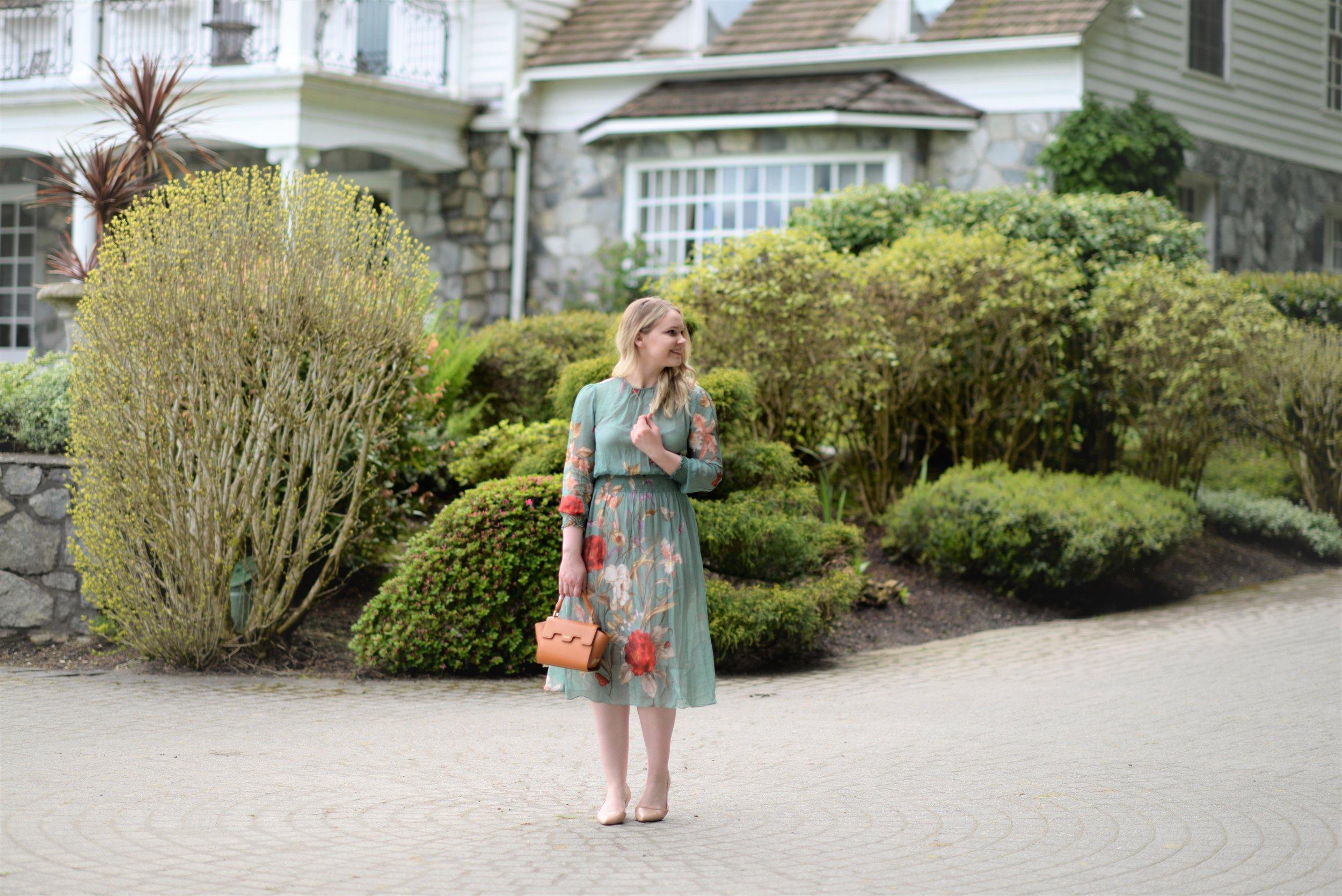 summer dress zara