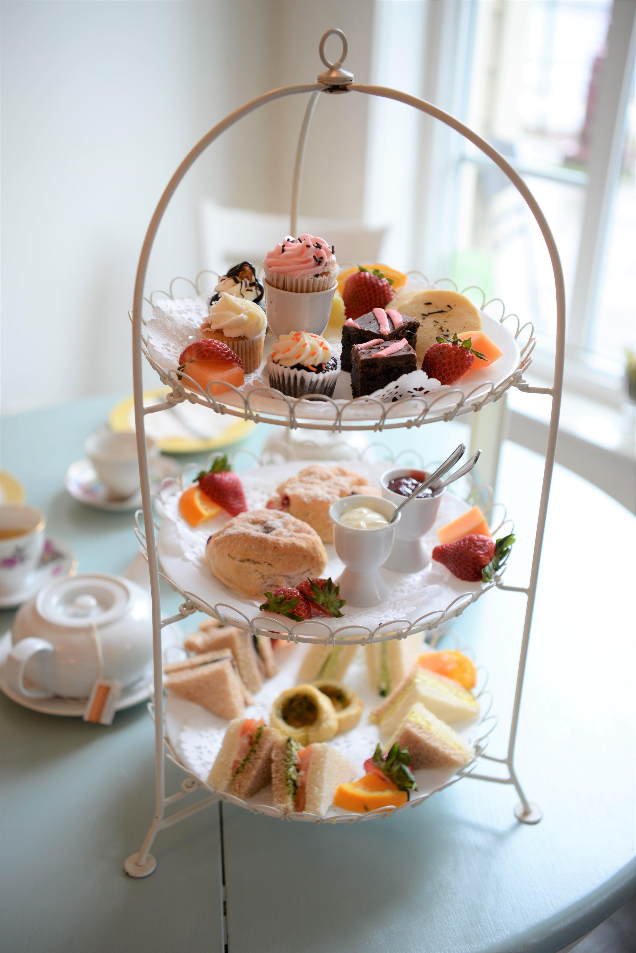 tracycakes abbotsford high tea