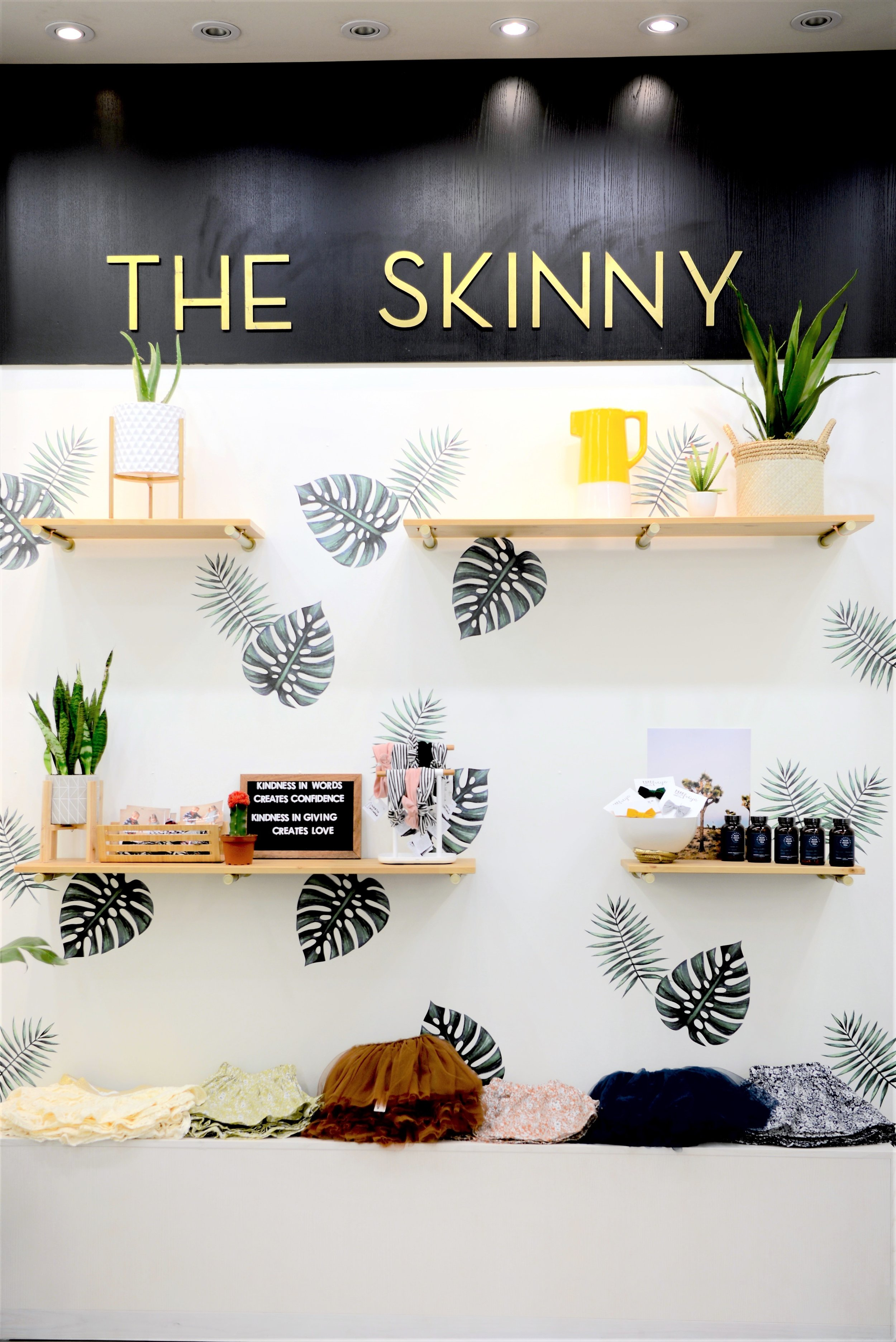 shop the skinny