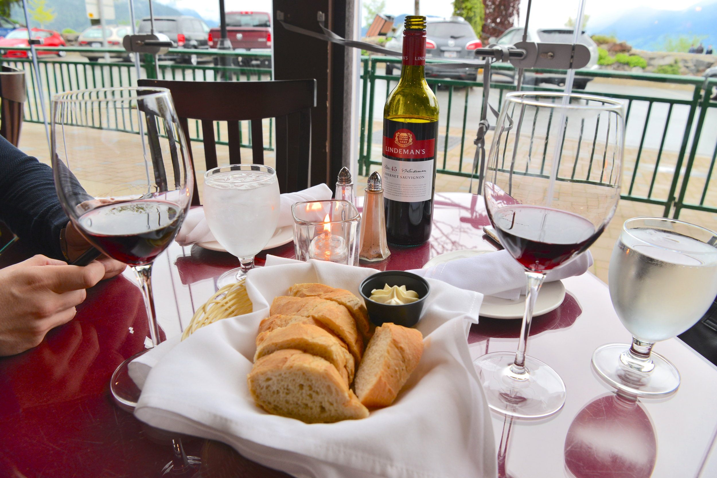 where to eat in harrison british columbia