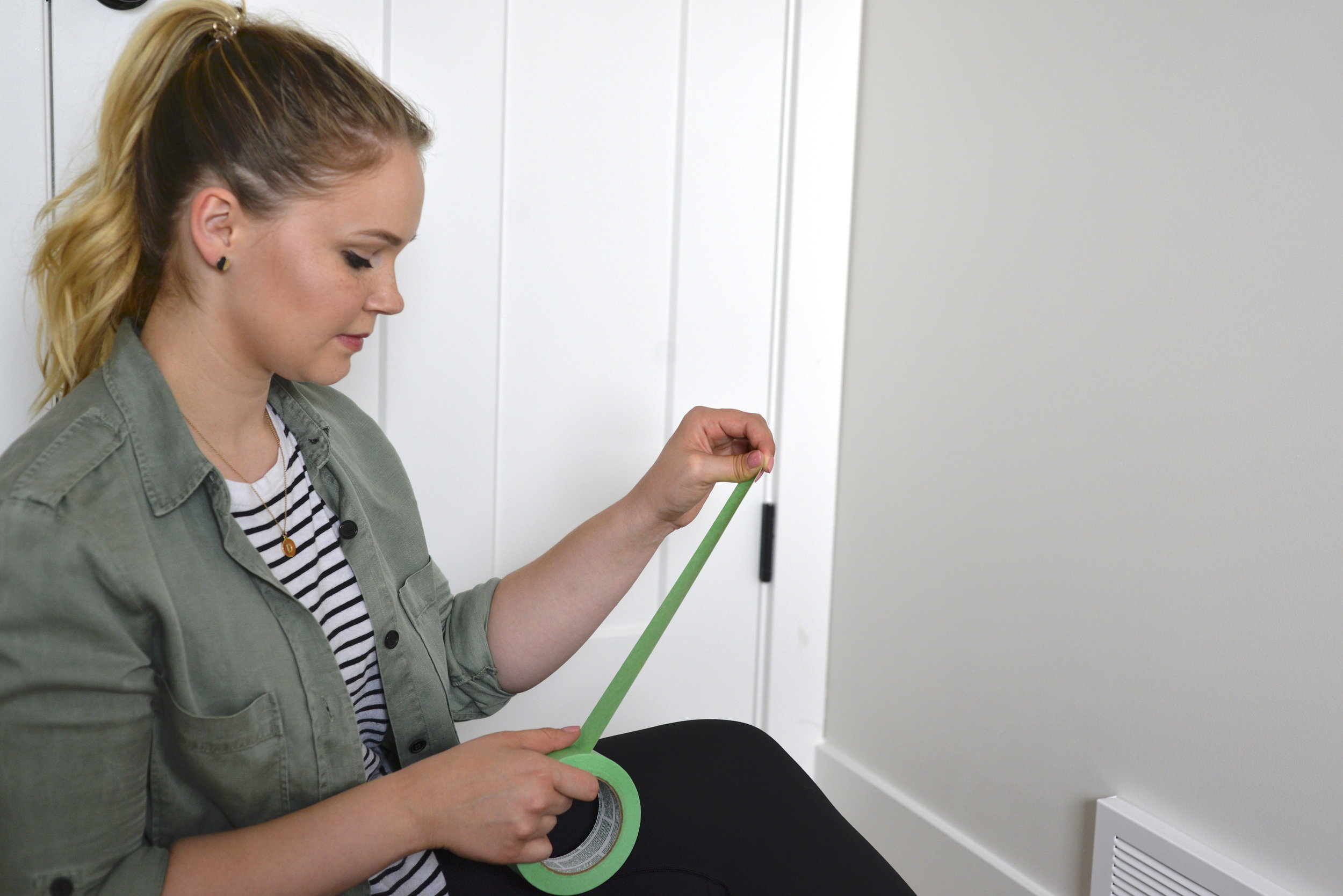 steps to properly paint your room