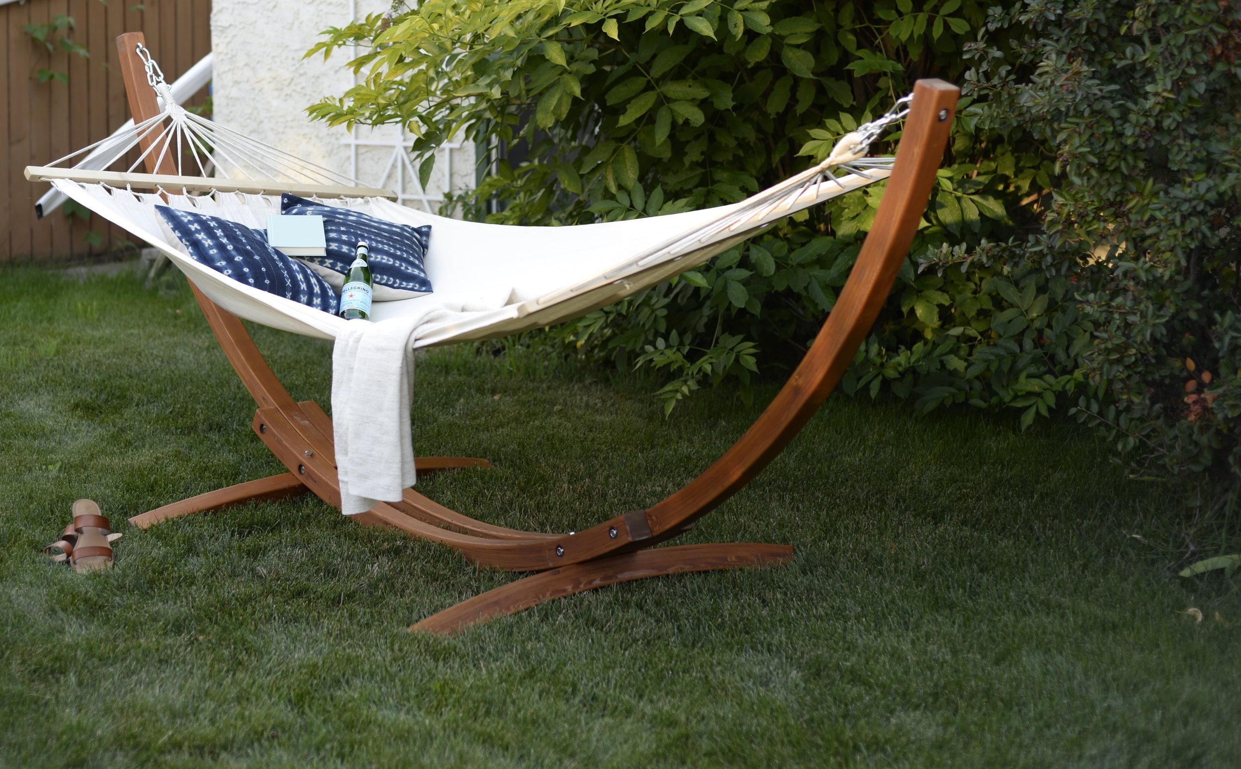 modern hammock