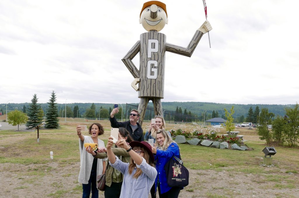 what to do in prince george