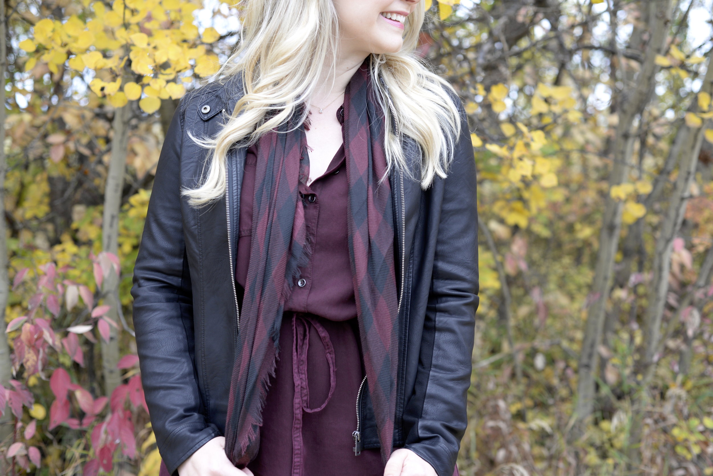 best fall leather jacket