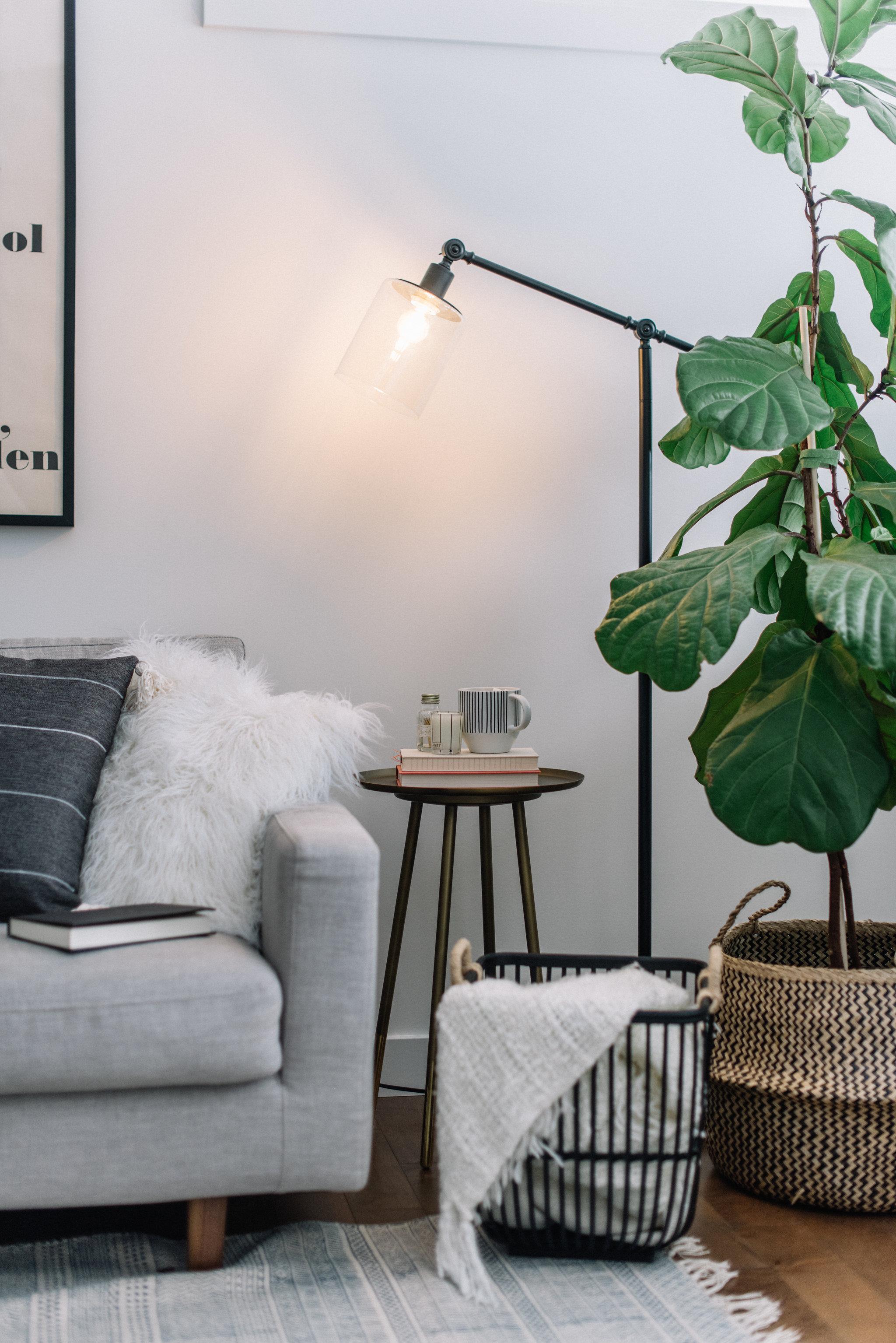 cozy modern home