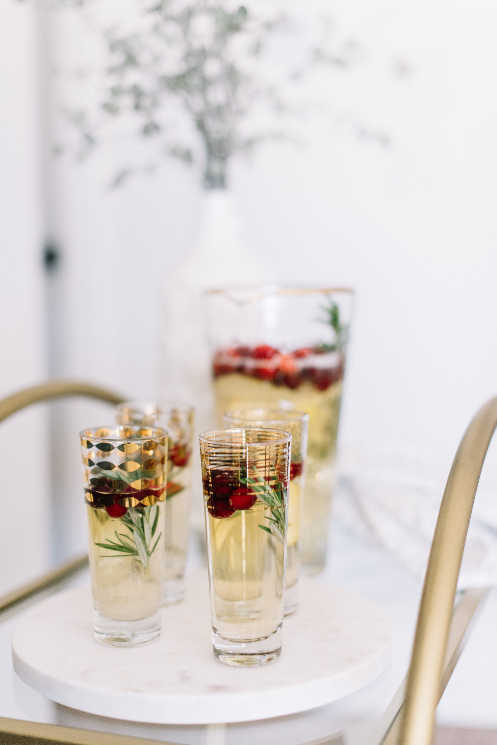sparkling prosecco cocktail