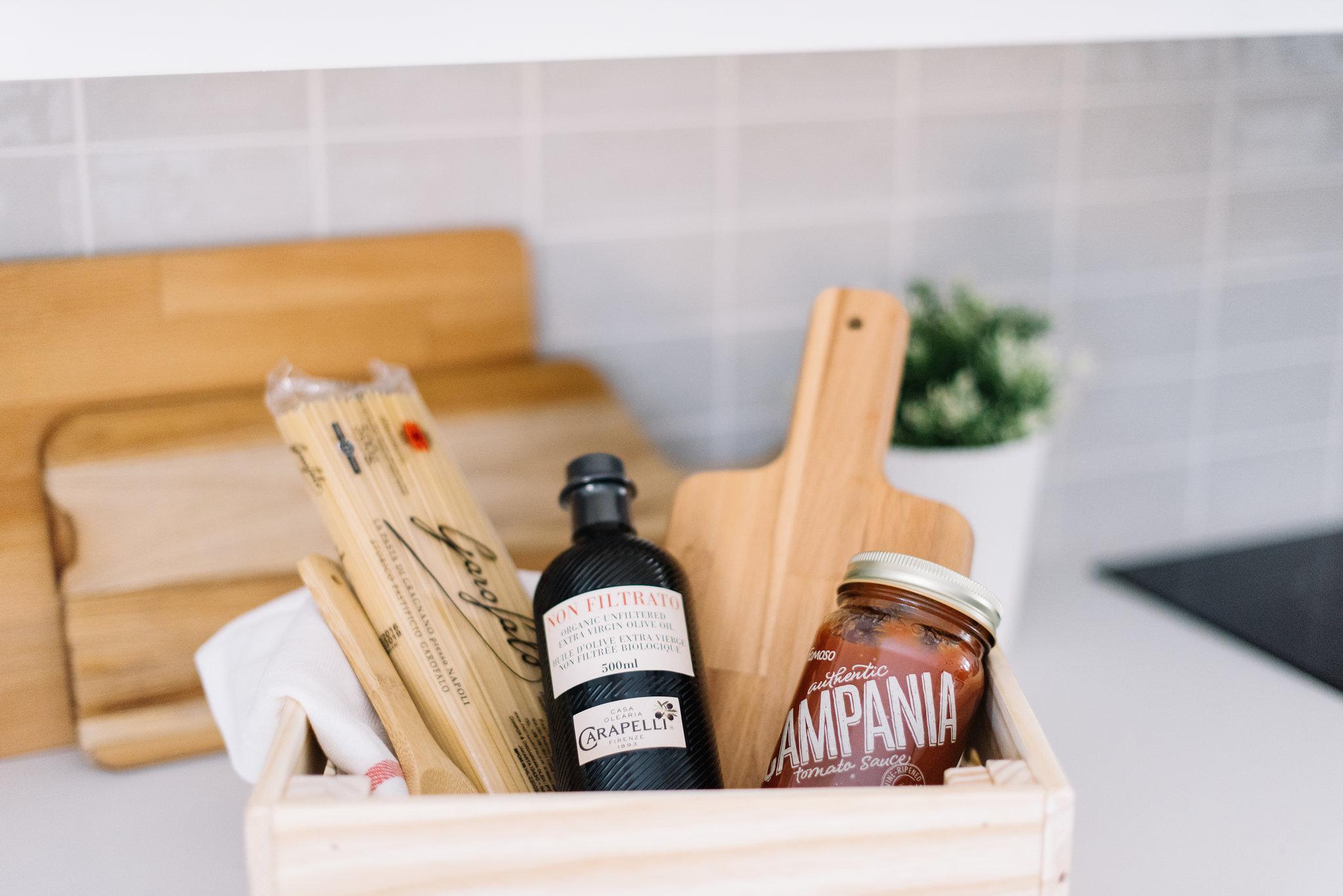 foodie gift idea, hostess gift idea