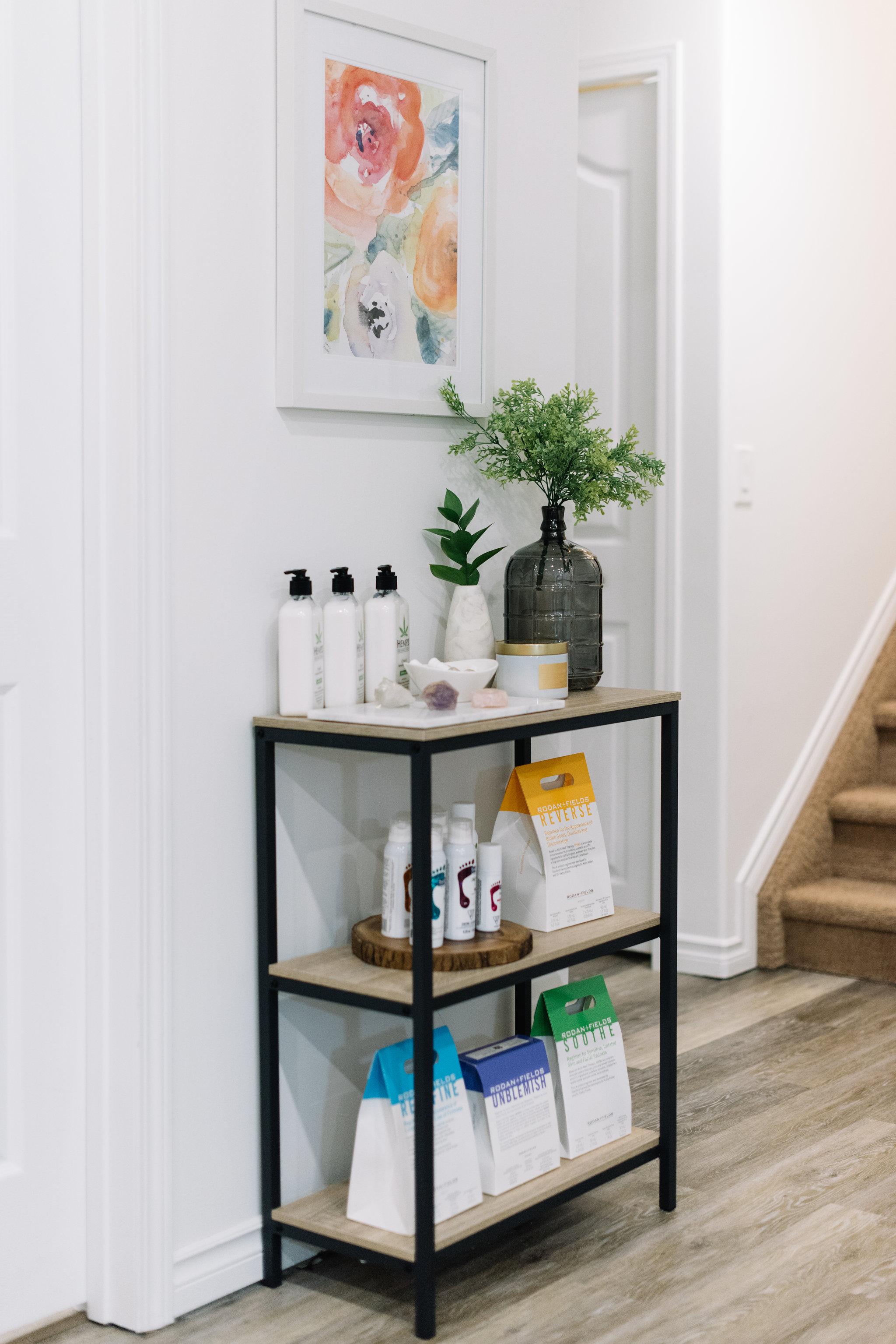 modern home spa design