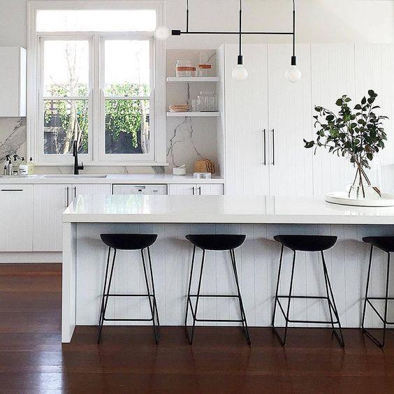 matte black kitchen hardware