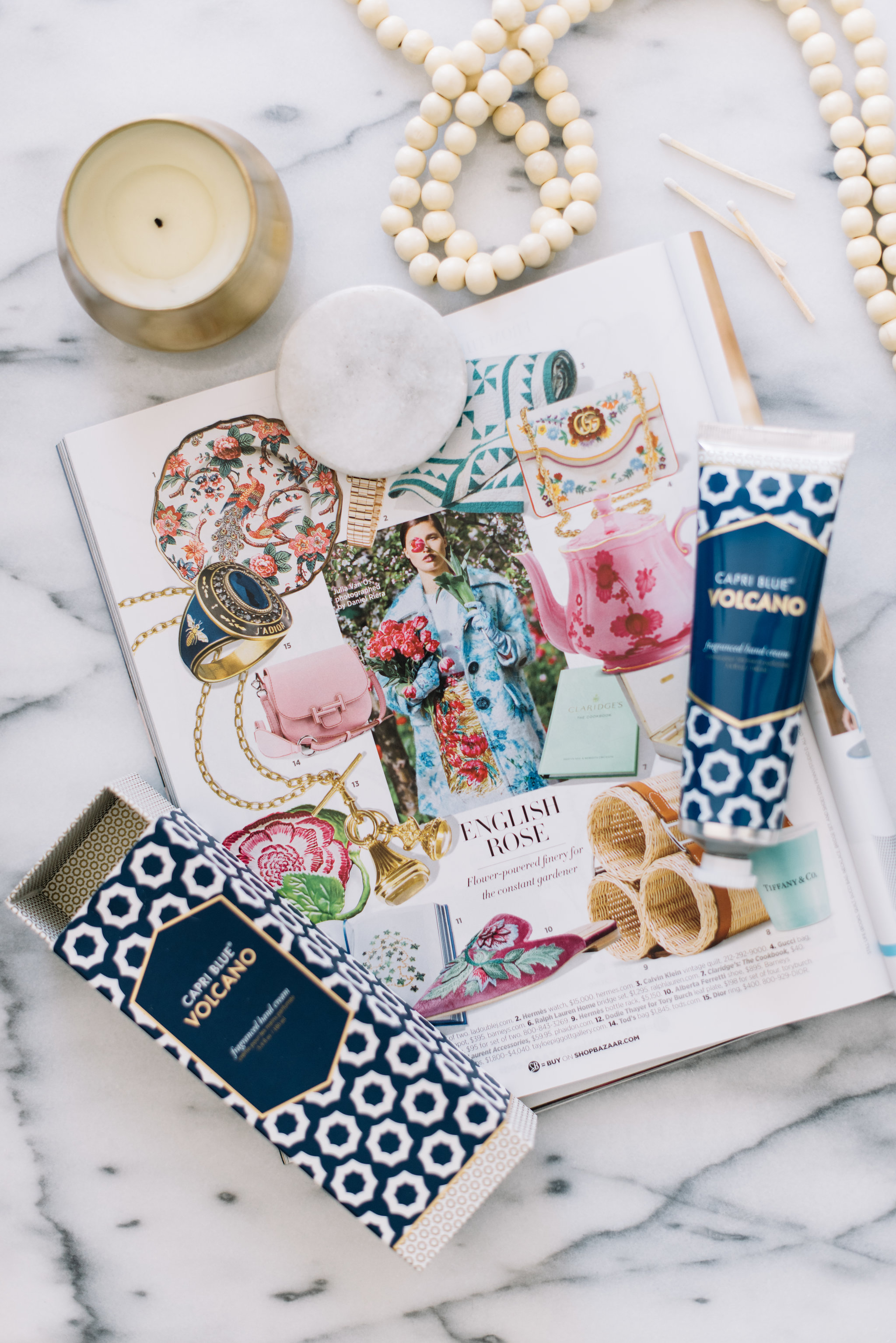 anthropologie beauty faves