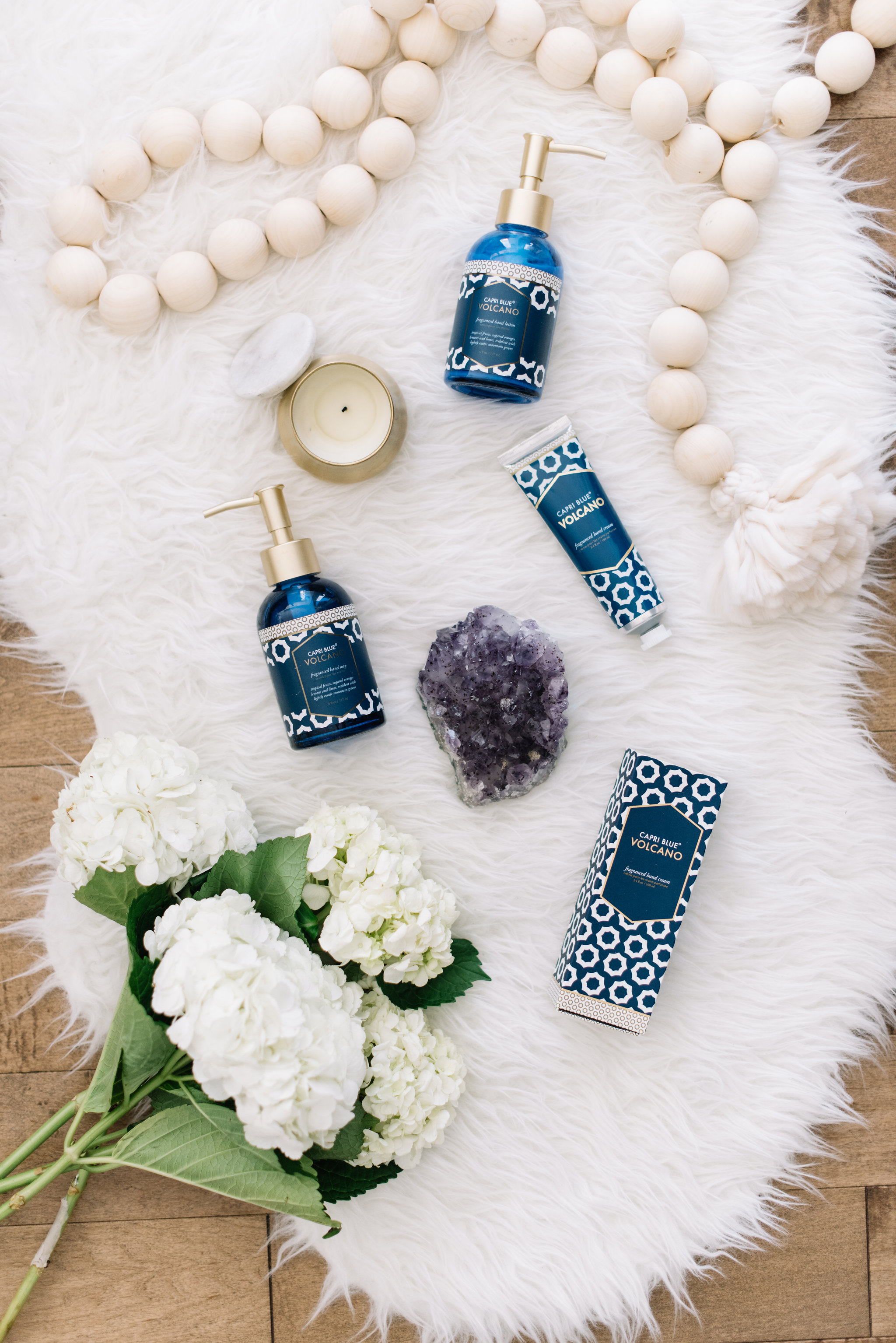 capri blue volcano, the best hand soap and lotion