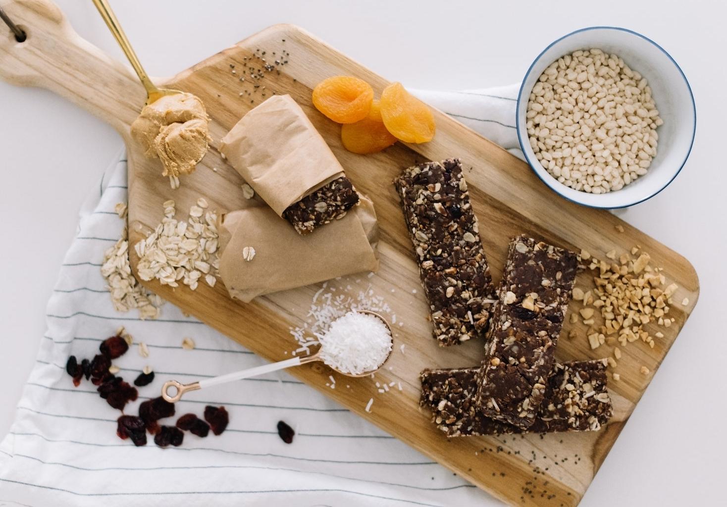 healthy no bake energy bars