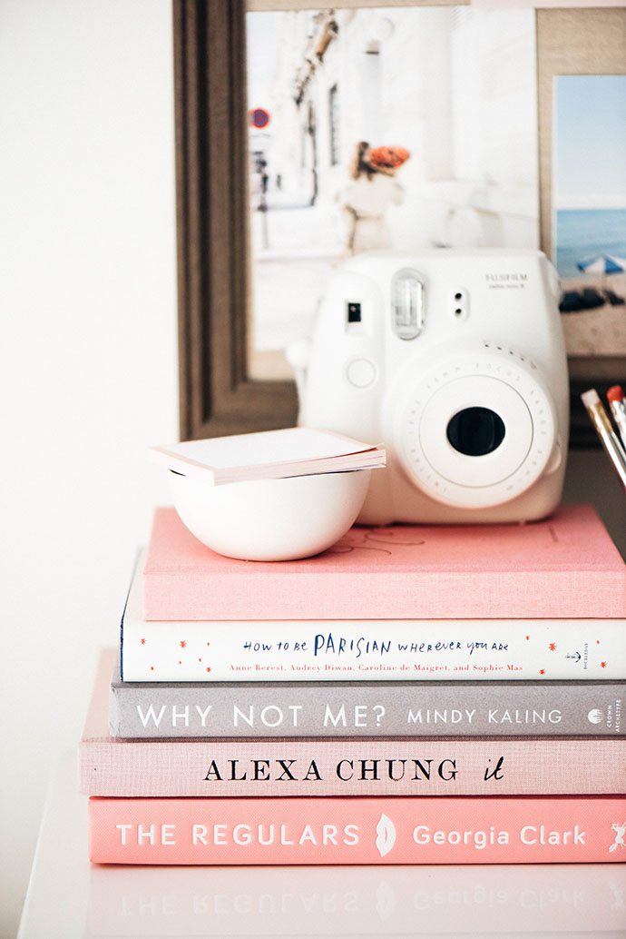 how to add millennial pink to your home
