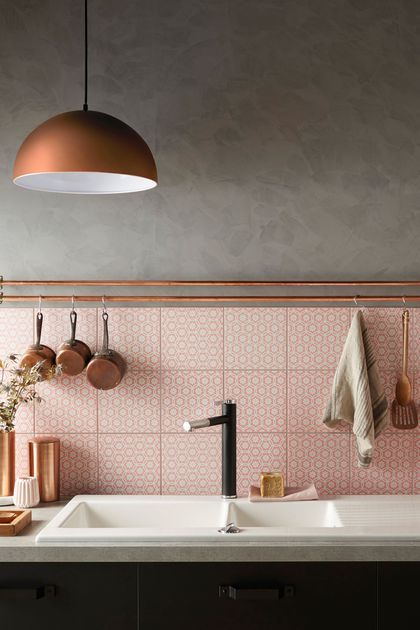 millennial pink interior design
