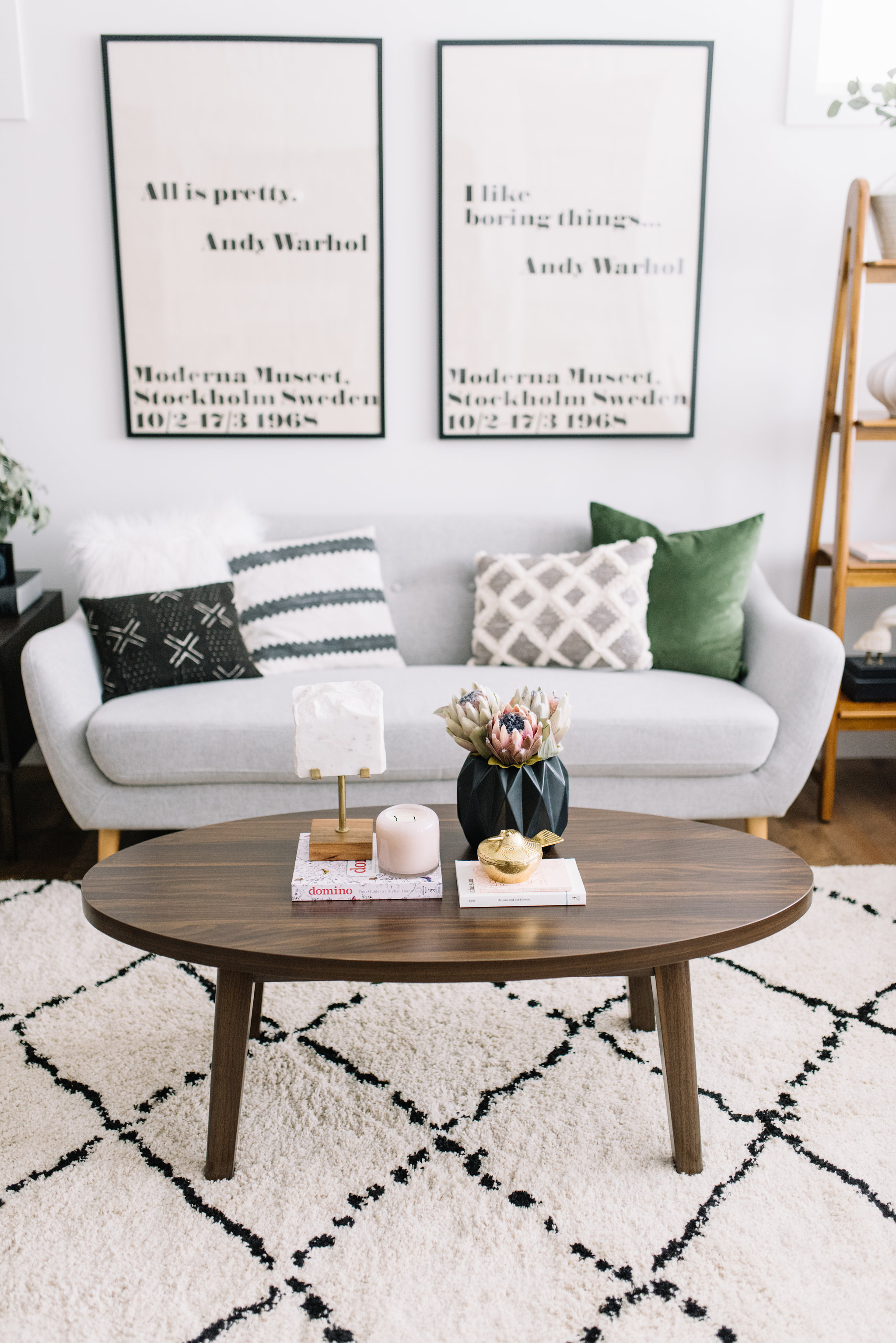 coffee table styling 101