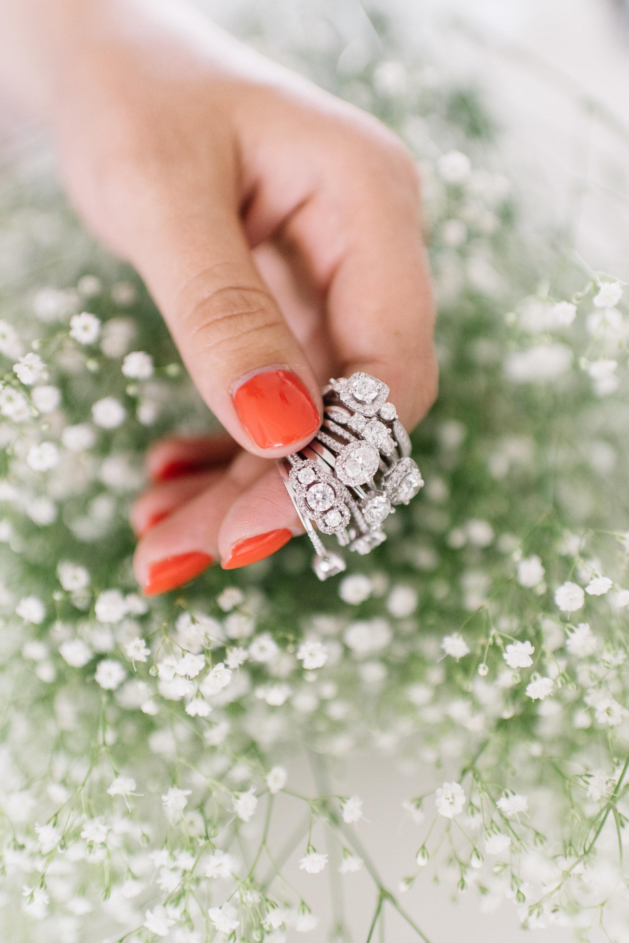 modern engagement ring styles