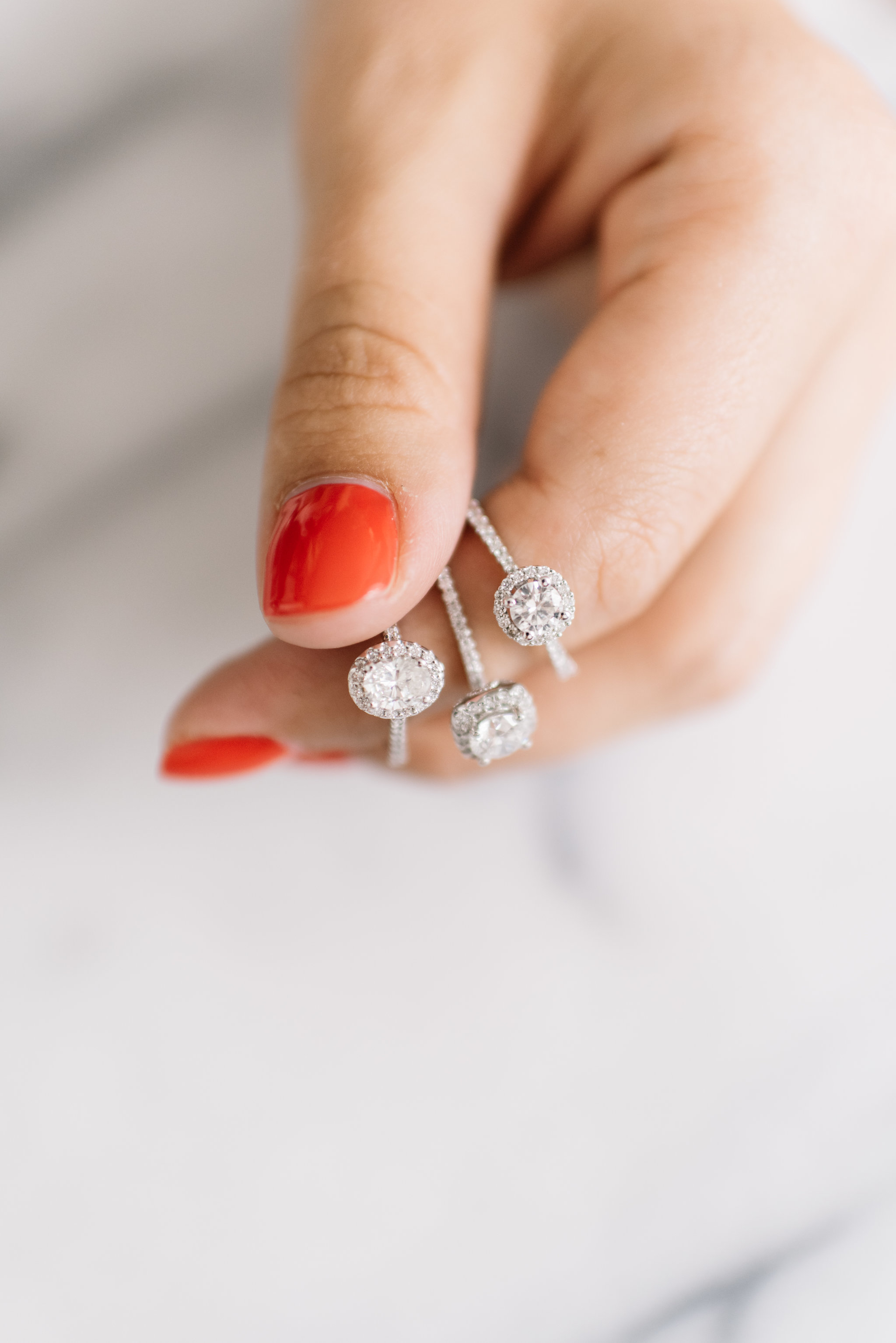 halo engagement ring styles