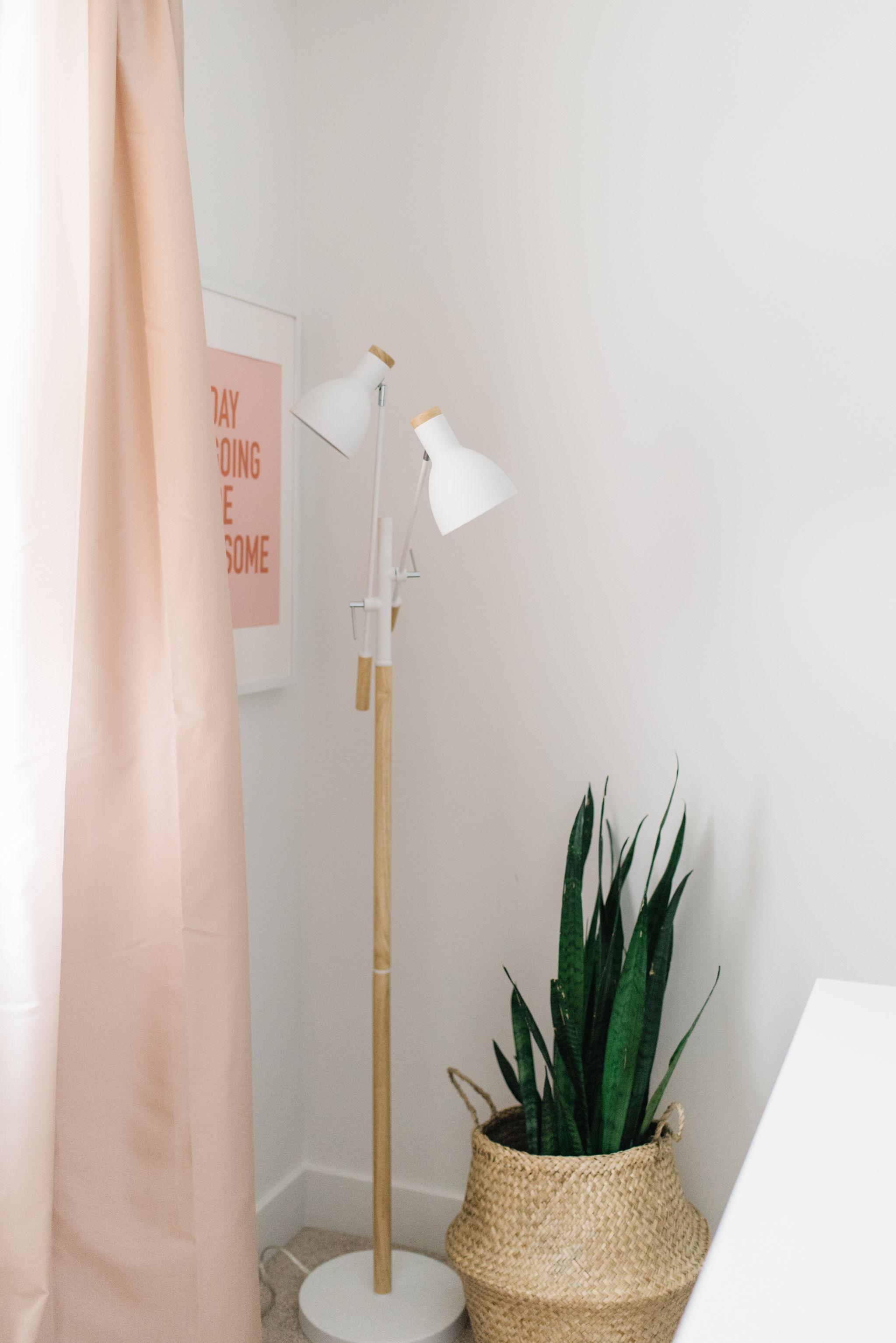 scandinavian floor lamp