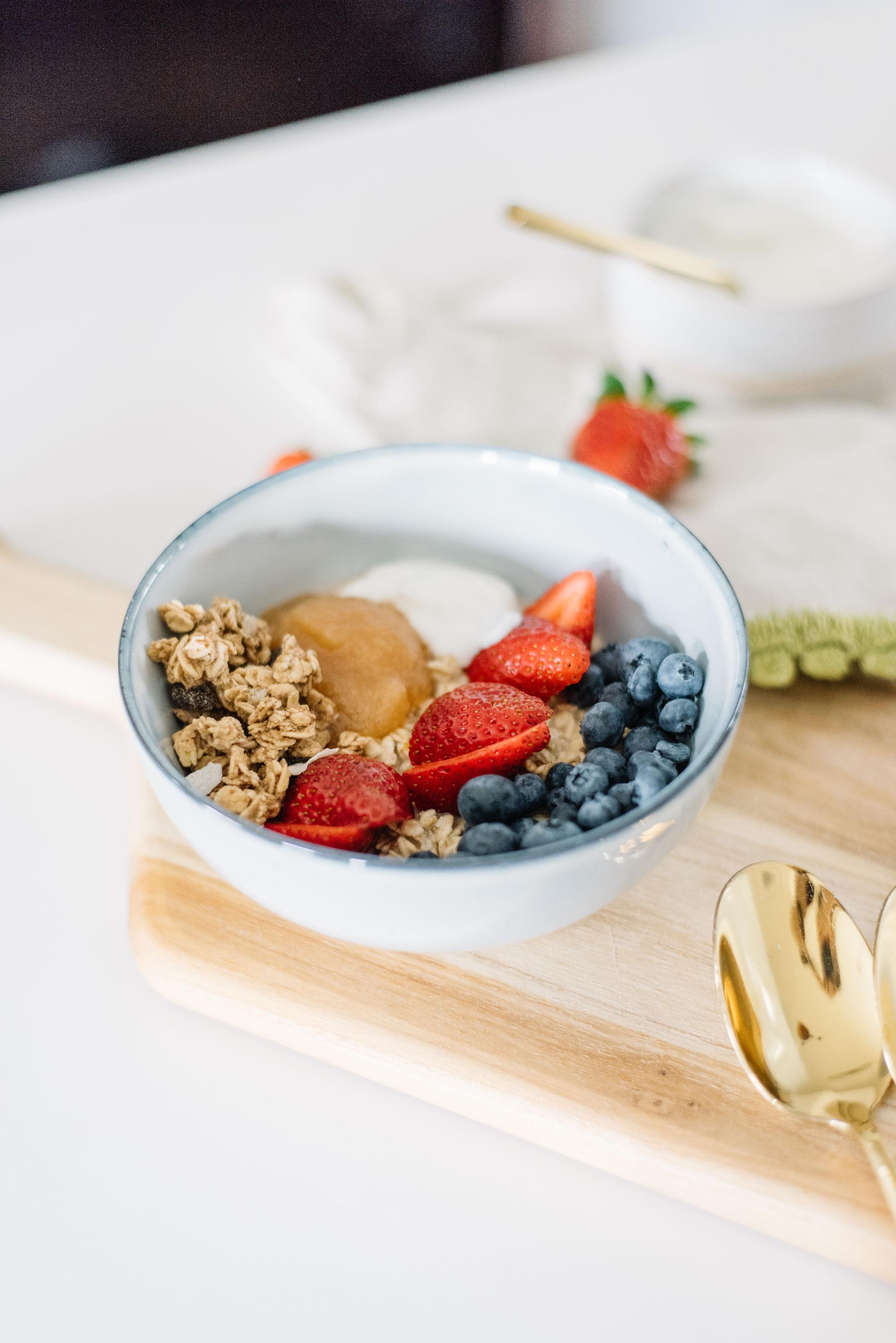 healthy breakfast recipe, make ahead breakfast