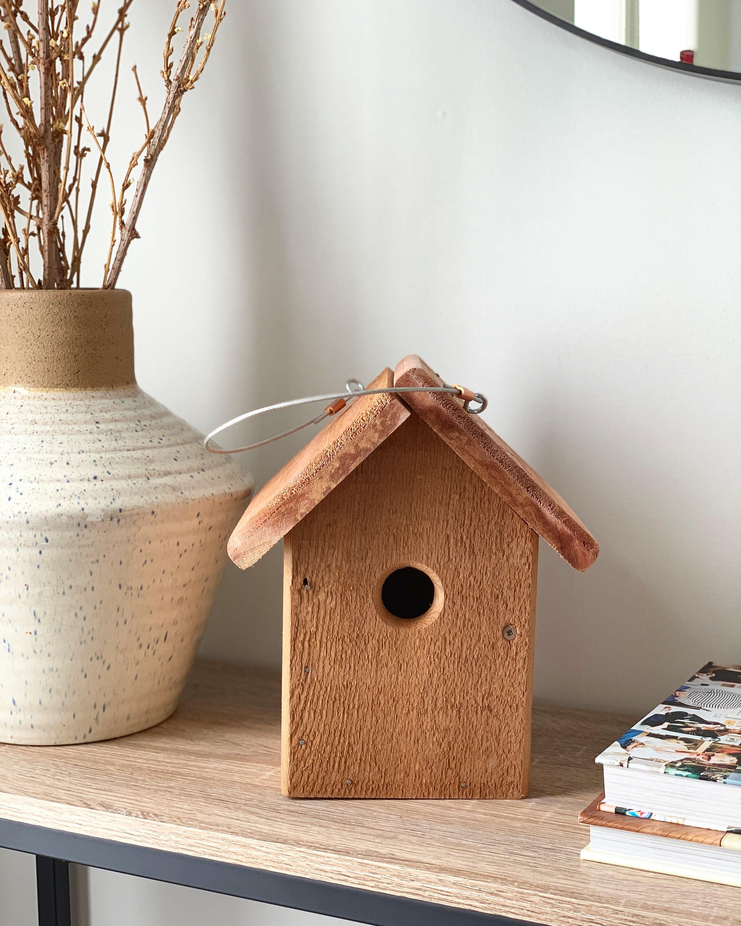 bird house tips #themostgivingcompany