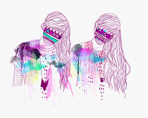 ▲ GIRLS ▲ by Kris Tate