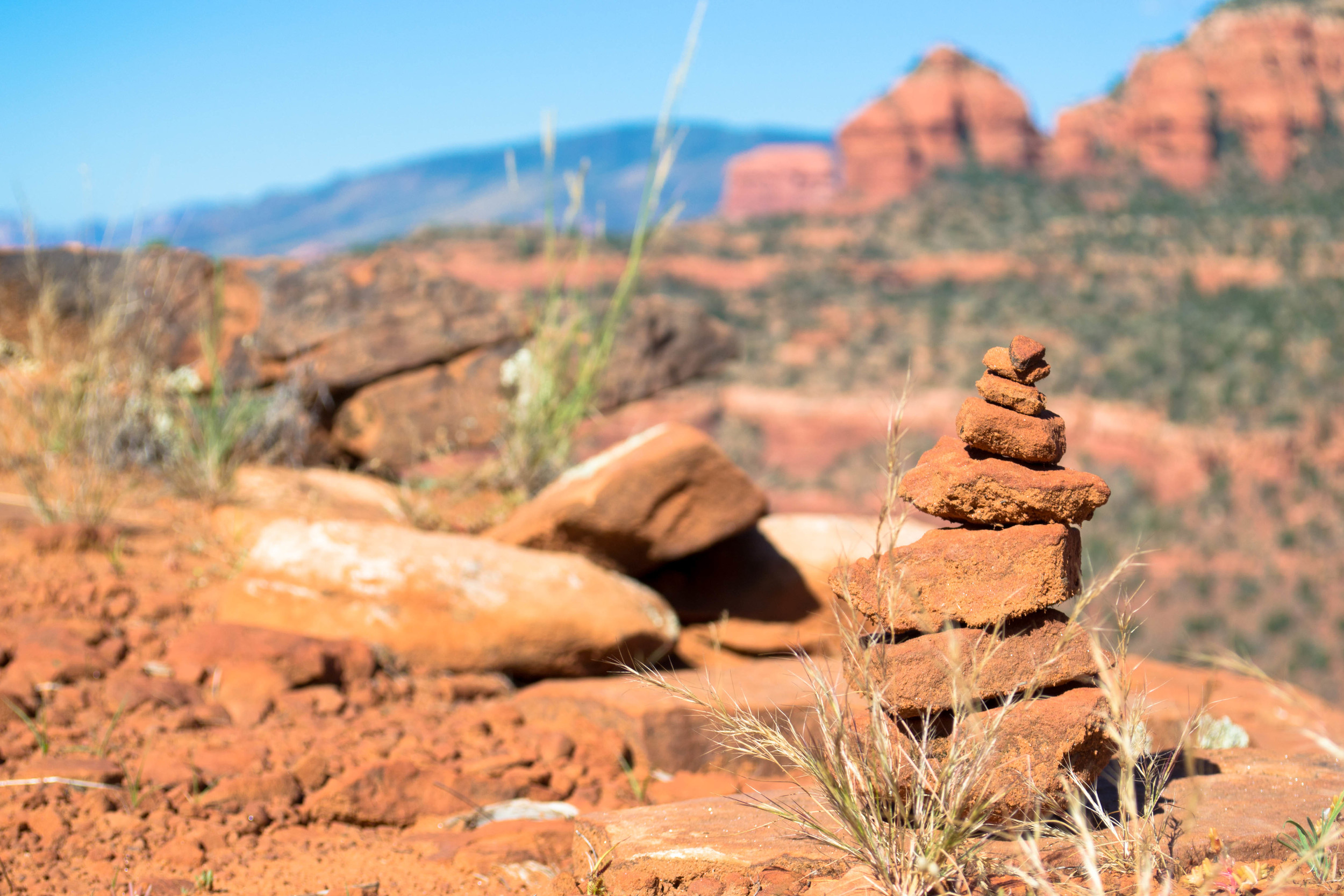 I love Andy's Sedona pictures so much that I'm just going to use them again!  Because I can do that!