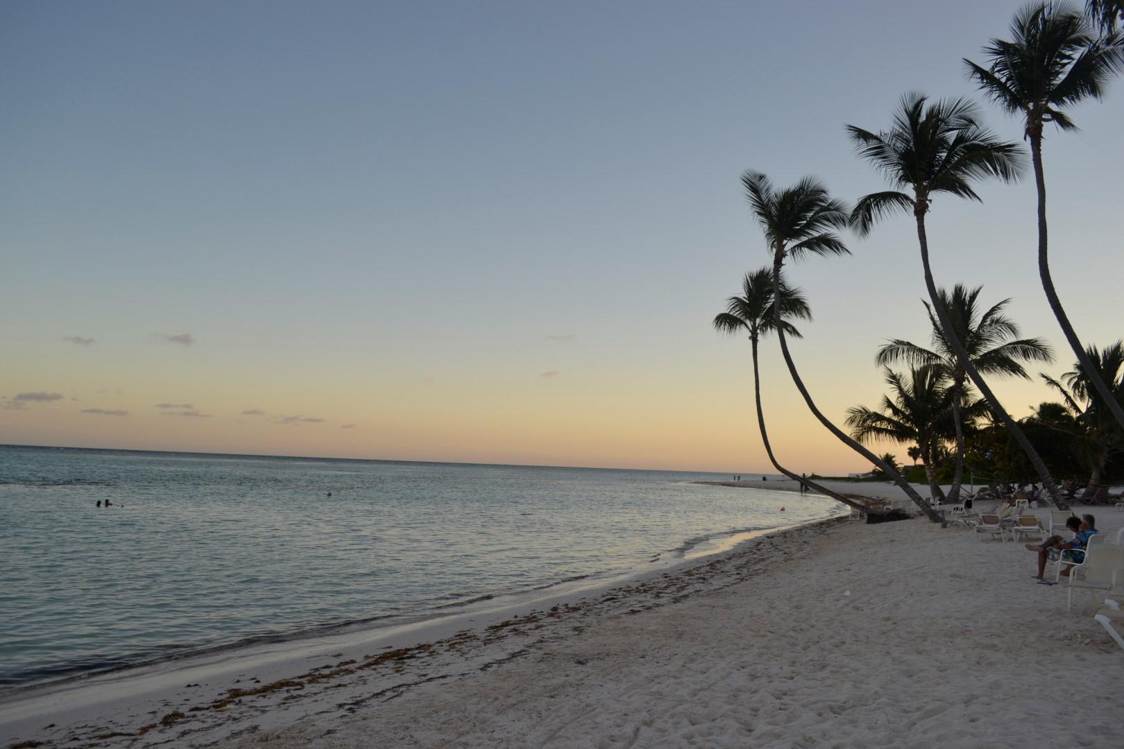 Playa Blanca, Punta Cana, Dominican Republic (photo: Andy Bruner)