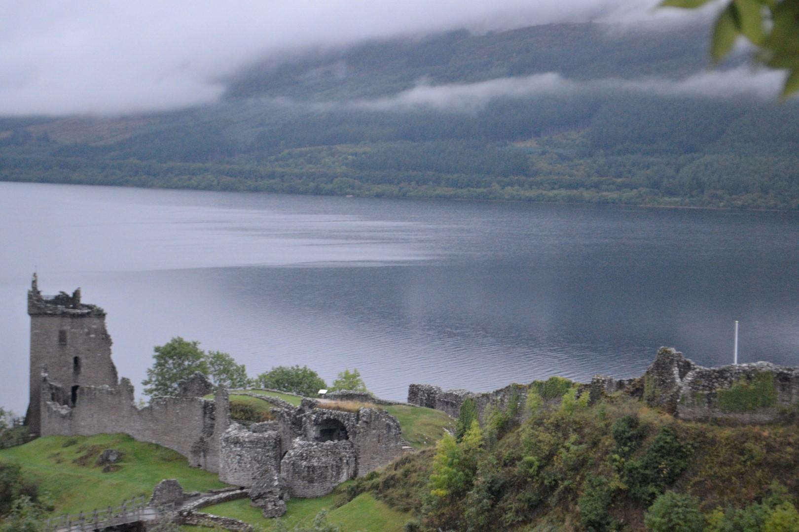 Castle Urquhart, photo: Andy Bruner