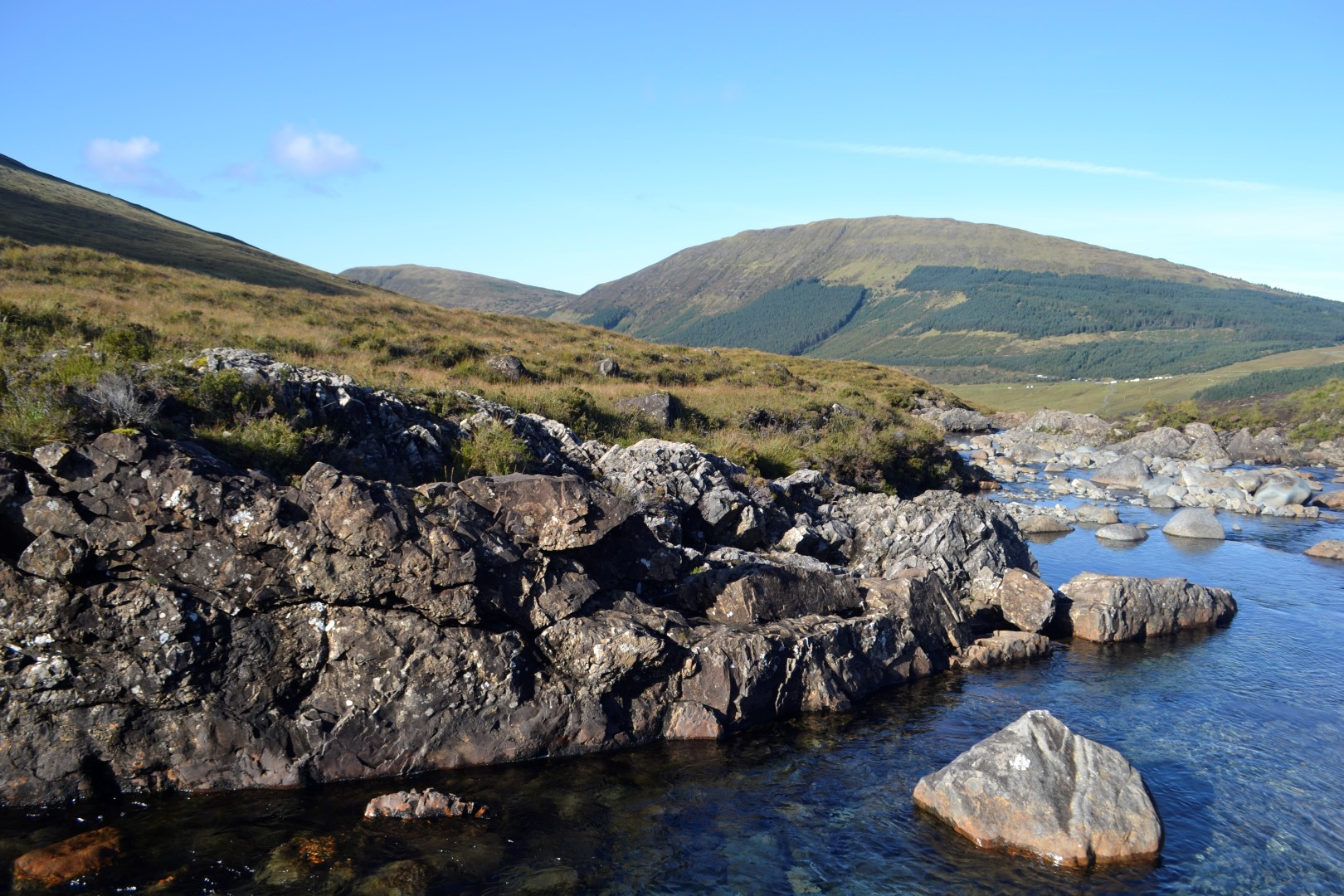 The Fairy Pools, as I saw them