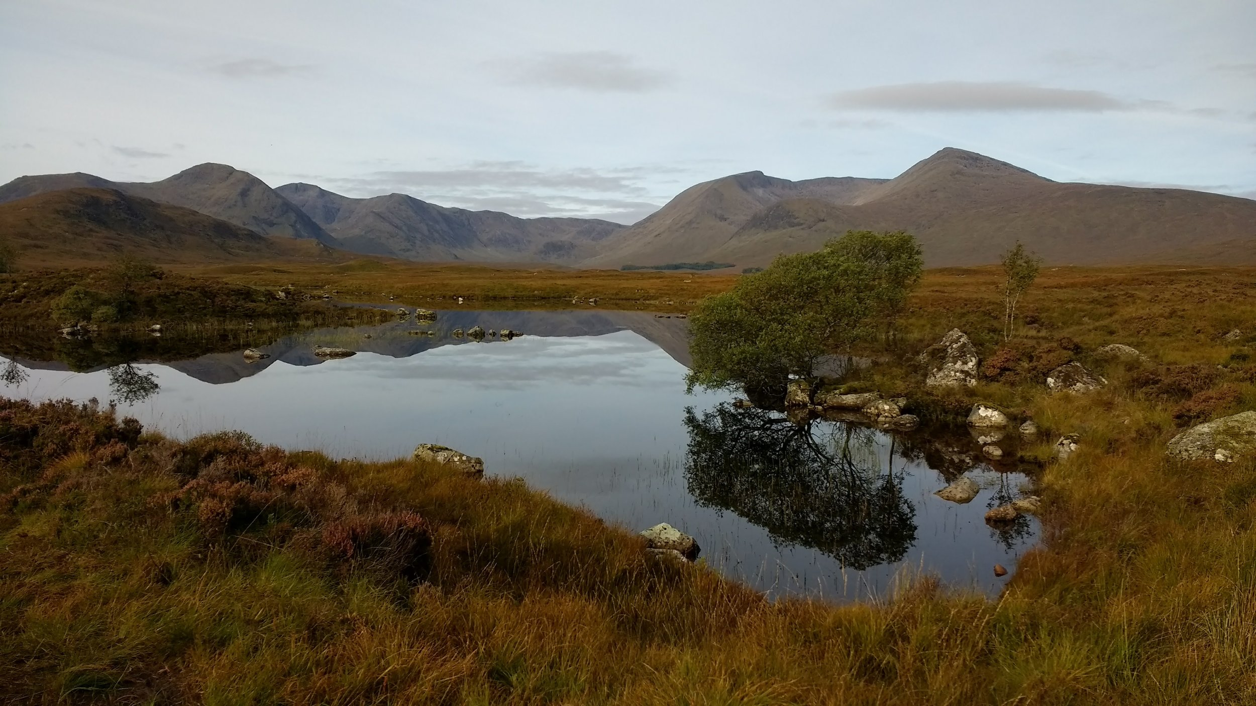 Loch An-Achlaise
