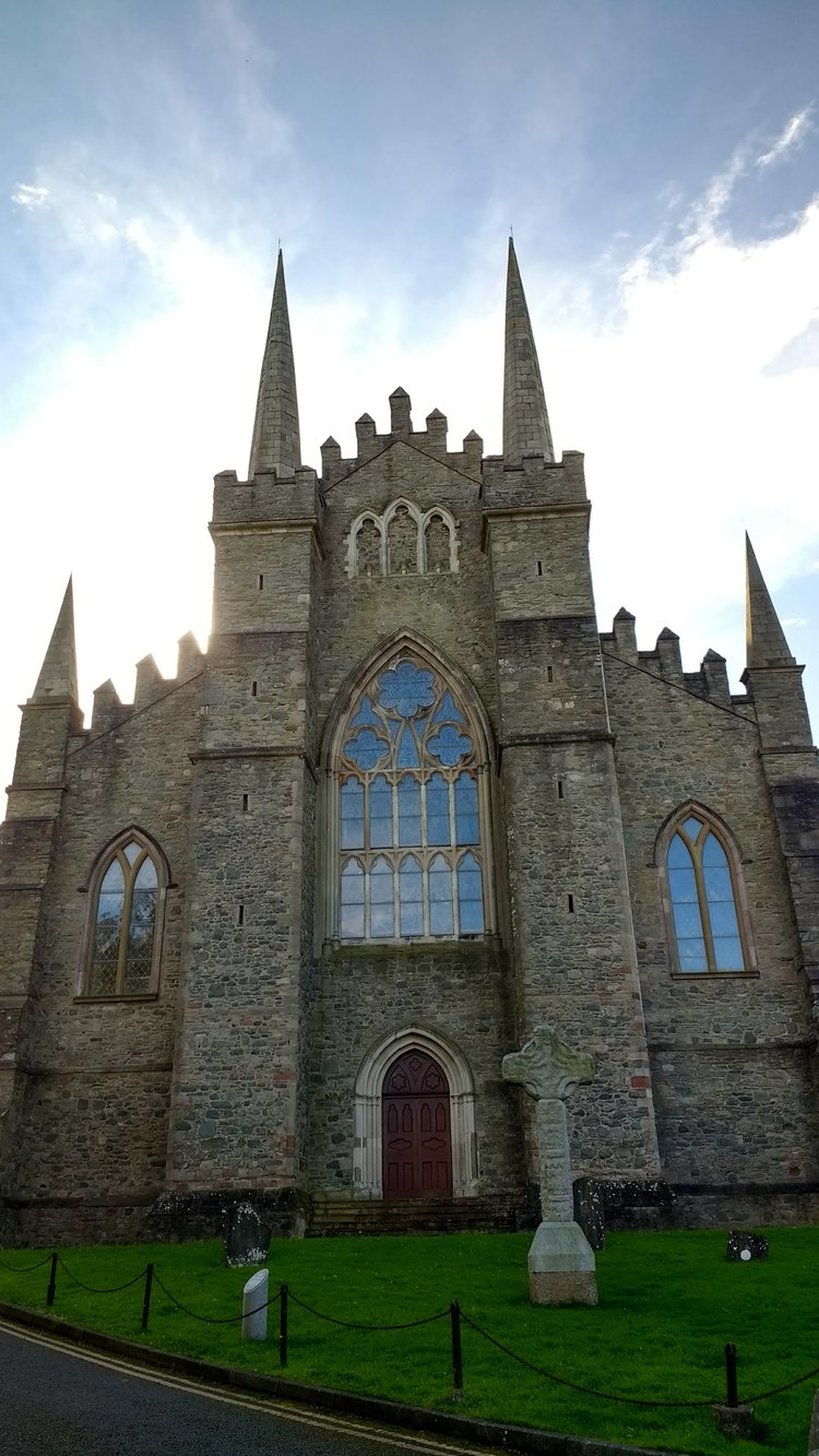 St. Patrick's Cathedral, Downpatrick