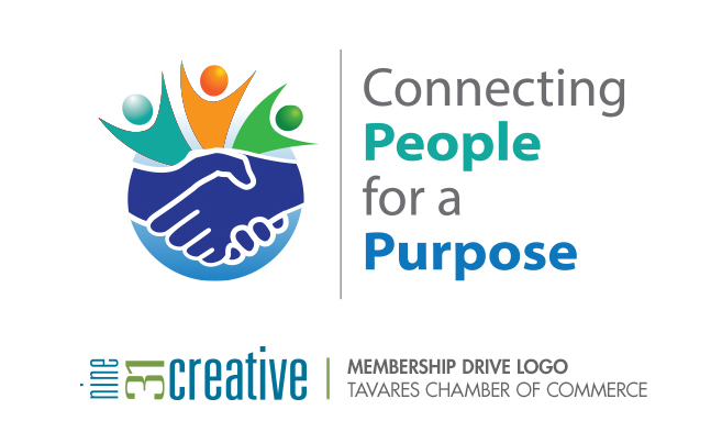 Tavares Chamber of Commerce Member Drive Logo