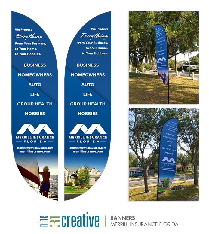 Exterior Display Banners